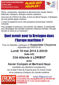 19 mai européenne